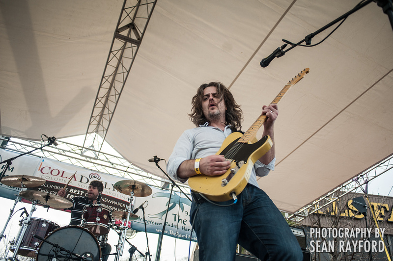 Jake Snider - Minus the Bear - St. Patrick's Festival in Five Points - Columbia SC - Photos by South Carolina Photographer Sean Rayford