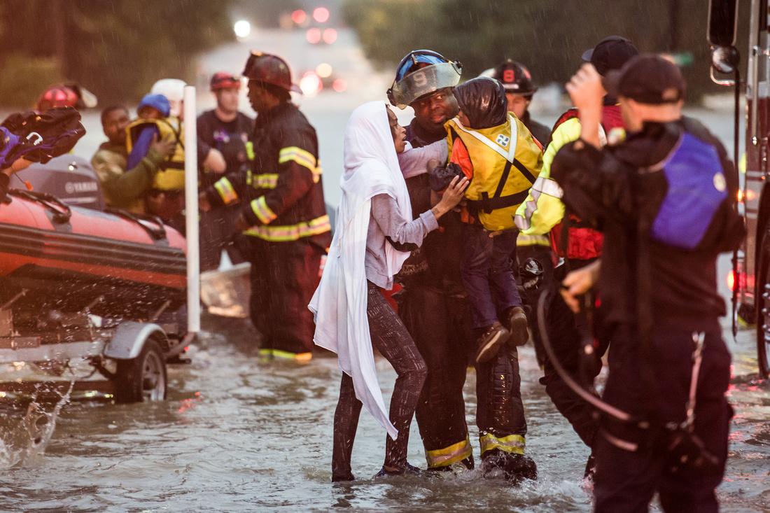 Flooding in South Carolina