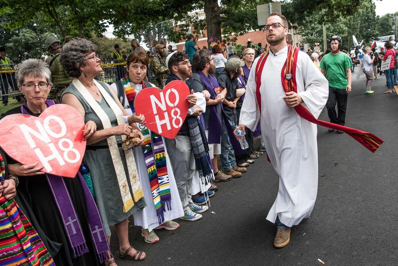 Unite the Right Charlottesville photos Alt right kkk nazi 103510