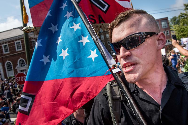 Unite the Right Charlottesville photos Alt right kkk nazi 103927