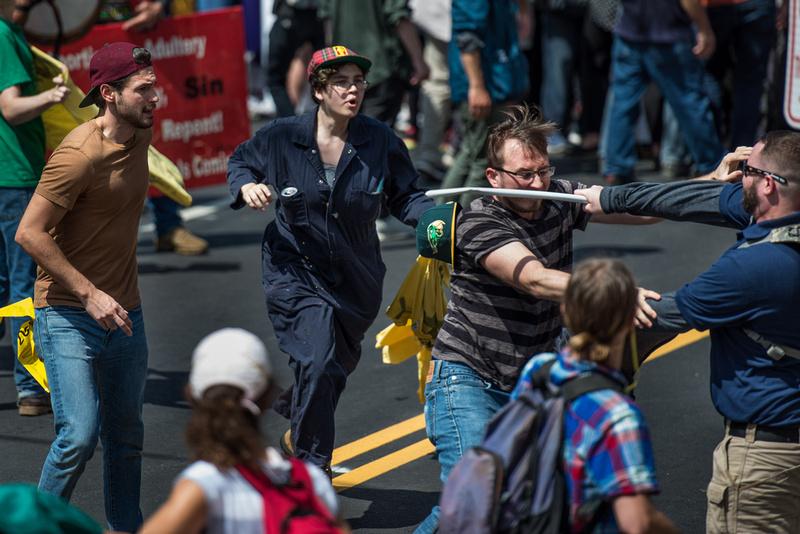 Unite the Right Charlottesville photos Alt right kkk nazi 105253