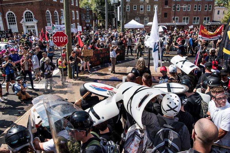 Unite the Right Charlottesville photos Alt right kkk nazi 103986
