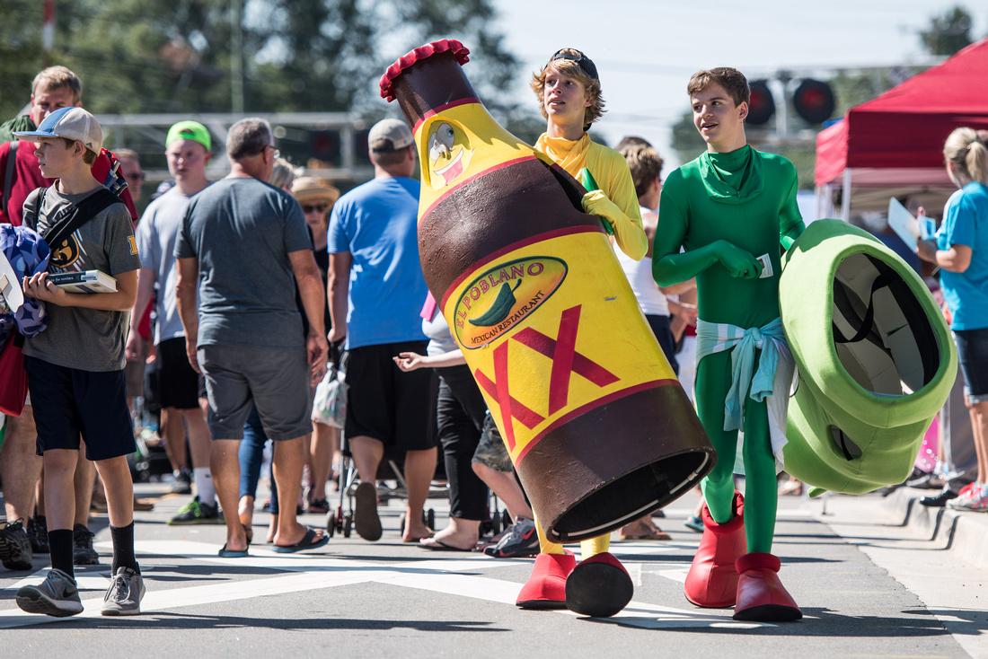 Chapin Labor Day Parade DACA protest Photos 127230