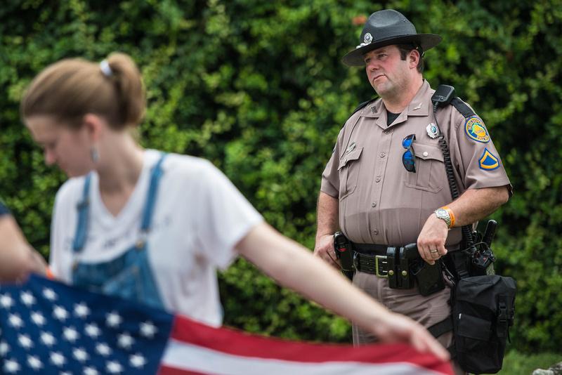 Richard Spencer visits UF Gainesville Photos 170615