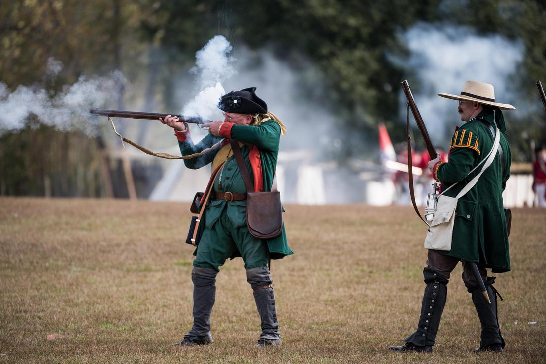 camden revolutionary war field days photos 182613
