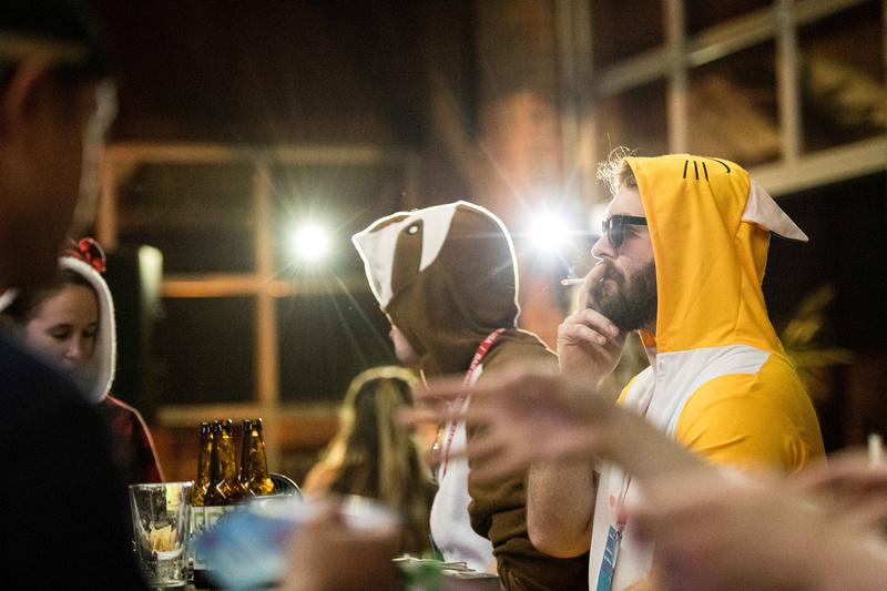 onesie bar crawl photos columbia sc 013117