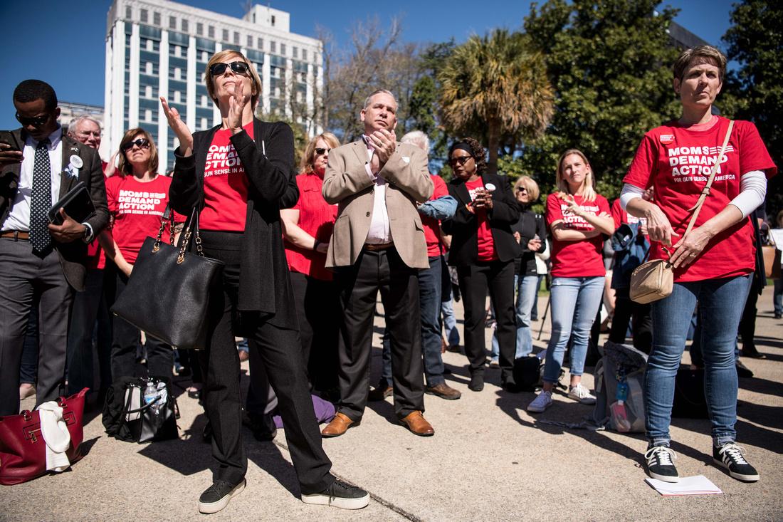 moms demand action columbia sc 013317