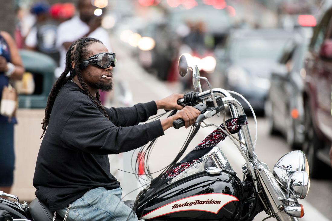 memorial day weekend black bike week 008131