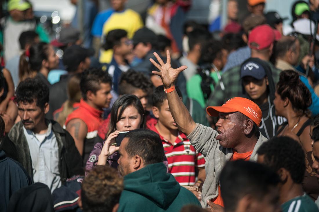 tijuana caravan 08112