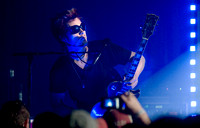 Crossfade at the Music Farm - Concert Photography