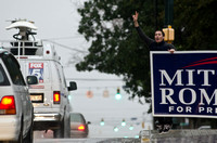 Mitt Romney Supporters Jan 21 Columbia sc