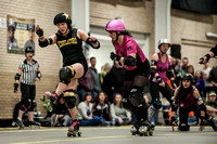 Roller Derby Photos - Columbia SC