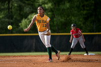 Spring Valley vs. Westwood Softball