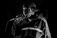 Phife Dawg at Cola Con 2012 - Photos