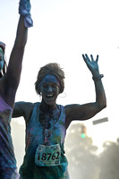 Color Me Rad 5k Race Photos - Columbia SC