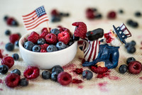 Fourth of July - Food Photography