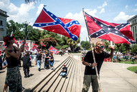 KKK Rally - Columbia SC - Photos