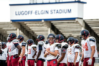 Lugoff Elgin Coach Matt Campbell