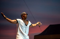 MC Hammer at the SC State Fair