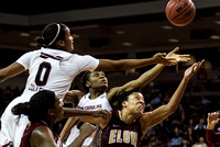 South Carolina Elon Basketball