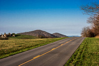 Avoid Pollen Travel blog Blue Ridge Parkway April 4 2016  60764