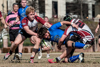 South Carolina Gamecocks Rugby Photos