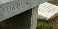 Elizabeth Edwards' Grave - South Carolina Photojournalist Sean Rayford