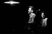 Rocket to the Moon at during soundcheck at New Brookland Thursday, May 3, 2012