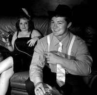 South Carolina Photographer Sean Rayford - Gangster Party