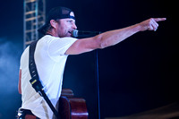 Dierks Bentley Concert Photos st the Tin Roof - Columbia SC