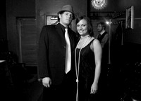 South Carolina Photographer - Sean Rayford - Gangster Party