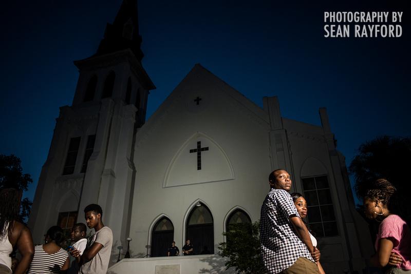 Emanuel AME Church - Charleston, SC - June 21, 2015
