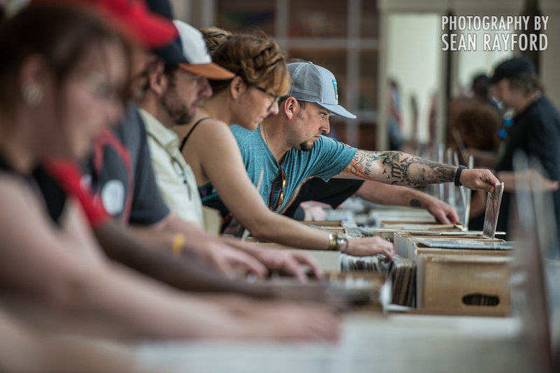 Great Columbia Record Fair Photos