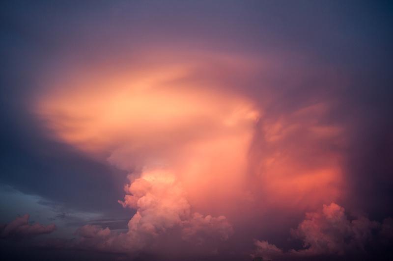 Sunset - June 2014 - Columbia, SC