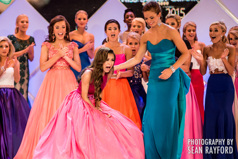 Miss SC Teen Crowned