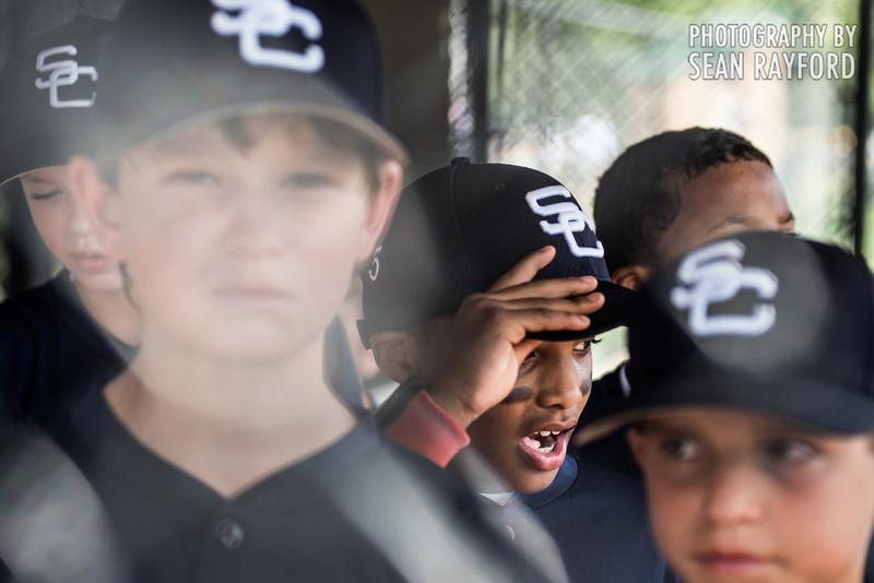 Dixie Youth Baseball Photos