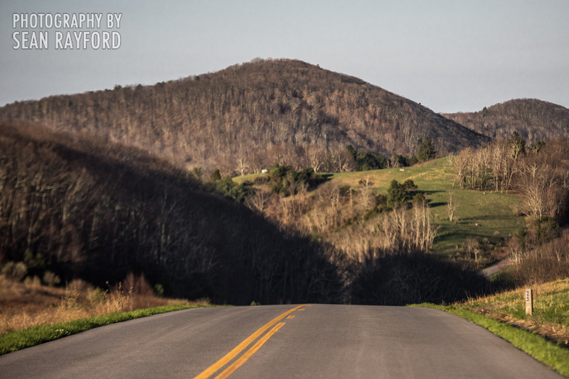 Avoid Pollen Travel blog Blue Ridge Parkway April 4 2016  60774