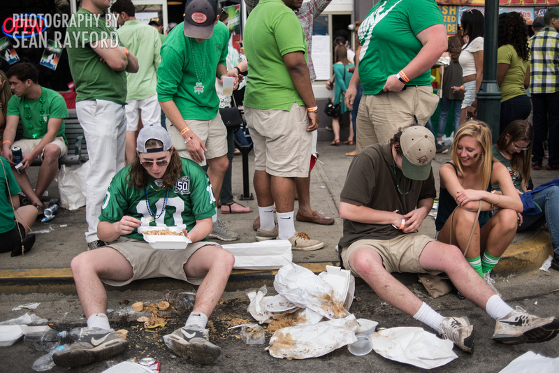 2016 St. Patrick's Day Festival in Columbia, SC