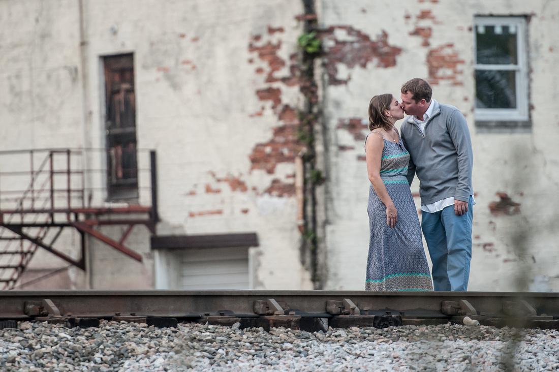 Engagement Photography - Columbia SC - Merritt & Chaston