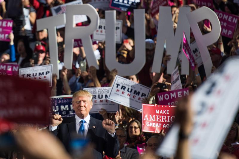 Trump raleigh  by Columbia Sc photographer Sean Rayford