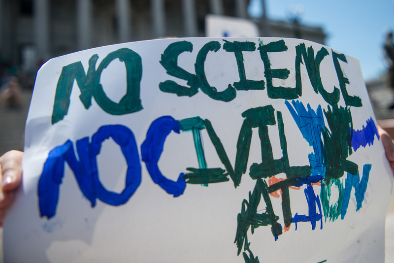MArch for Science 07319