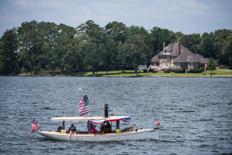 Columbia Sc Photographer Photos Lake Murray Fourth Of July Boat