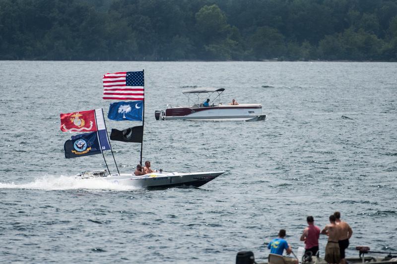 fourth of july boat parade lake murray 60474
