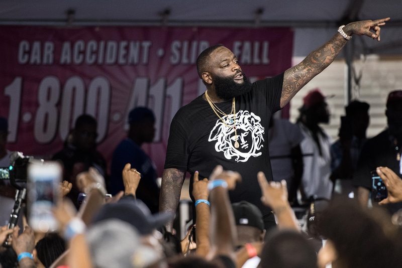 Fourth of July Rick Ross Jeezy Plies Concert 62647