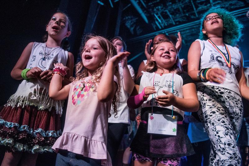 Girls Rock columbia sc photos july 2017  77640
