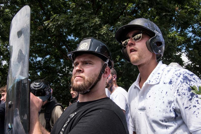 Unite the Right Charlottesville photos Alt right kkk nazi 104185