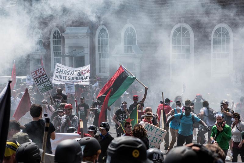 Unite the Right Charlottesville photos Alt right kkk nazi 104148