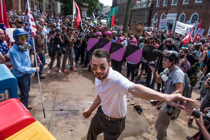 Unite the Right Charlottesville photos Alt right kkk nazi 104264