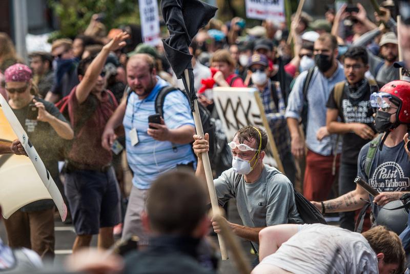 Unite the Right Charlottesville photos Alt right kkk nazi 105203