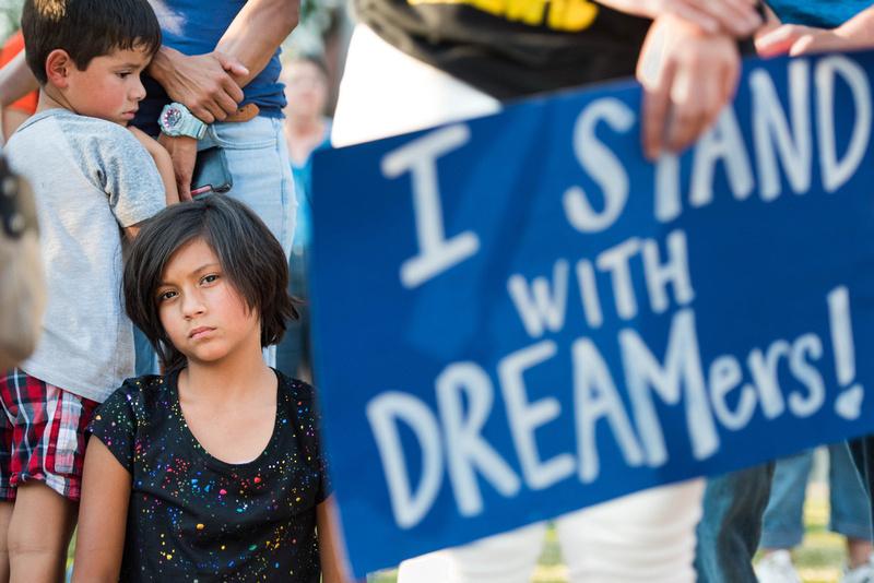 Daca Prayer Vigil Photos Columbia SC 127417